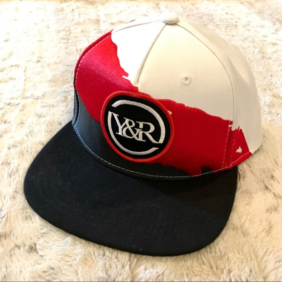 a62fecefb0340 ... germany young reckless snapback hat red white black da7ce 95051